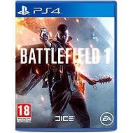 PS4 - Battlefield 1 - Konsolenspiel