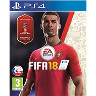 18 FIFA - PS4 - Konsolenspiel