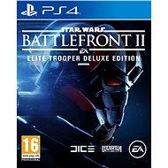 Star Wars Battlefront II: Elite Trooper Deluxe Edition - PS4 - Konsolenspiel