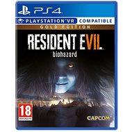 Resident Evil 7: Biohazard Gold Edition - PS4 - Spiel für die Konsole