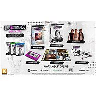 Life is Strange Before the Storm - Limited edition - PS4 - Konsolenspiel