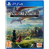 Ni No Kuni II: Revenant Kingdom - PS4 - Konsolenspiel