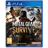 Metal Gear Survive - PS4 - Konsolenspiel