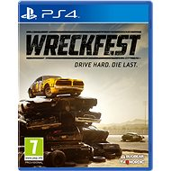 Wreckfest - PS4 - Konsolenspiel