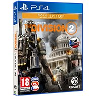 Tom Clancys The Division 2 Gold Edition - PS4 - Konsolenspiel