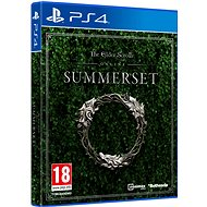 The Elder Scrolls Online: Summerset - PS4 - Konsolenspiel