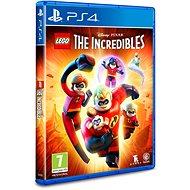 LEGO Die Unglaublichen - PS4 - Konsolenspiel