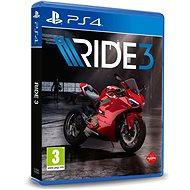 RIDE 3 - PS4 - Konsolenspiel