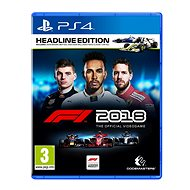 F1 2018 - Headline Edition - PS4 - Konsolenspiel