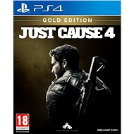 Just Cause 4 - Gold Edition - PS4 - Konsolenspiel