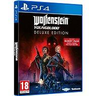Wolfenstein Youngblood Deluxe Edition - PS4 - Konsolenspiel
