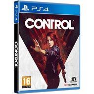Control - PS4 - Konsolenspiel