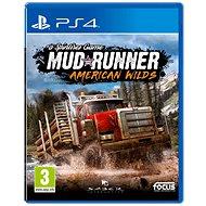 Spintires: MudRunner - American Wilds Edition - PS4 - Konsolenspiel