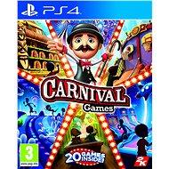 Carnival Games - PS4 - Konsolenspiel