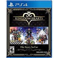 Kingdom Hearts: The Story So Far - PS4 - Konsolenspiel