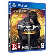 Kingdom Come: Deliverance Royal Edition - PS4 - Konsolenspiel
