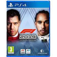 F1 2019 - PS4 - Konsolenspiel