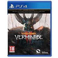 Warhammer Vermintide 2 Deluxe Edition - PS4 - Konsolenspiel