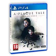 A Plague Tale: Innocence - PS4 - Konsolenspiel