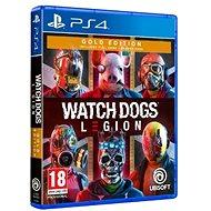 Watch Dogs Legion Gold Edition - PS4 - Konsolenspiel