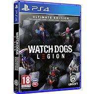 Watch Dogs Legion Ultimate Edition - PS4 - Konsolenspiel