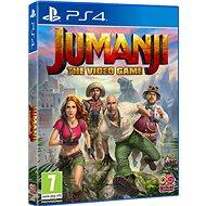 Jumanji: The Video Game - PS4 - Konsolenspiel