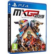 MXGP 2019 - PS4 - Konsolenspiel