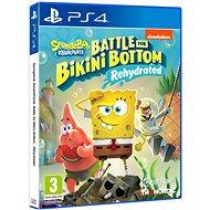 Spongebob SquarePants: Battle for Bikini Bottom - Rehydrated - PS4 - Konsolenspiel