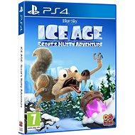 Ice Age: Scrats Nussiges Abenteuer - PS4 - Konsolenspiel