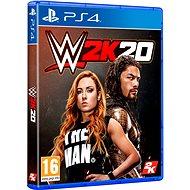 WWE 2K20 - PS4 - Konsolenspiel