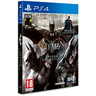 Batman: Arkham Collection - PS4 - Konsolenspiel