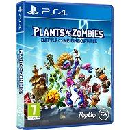 Plants vs Zombies: Battle for Neighborville - PS4 - Konsolenspiel