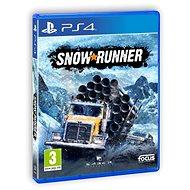 SnowRunner - PS4 - Konsolenspiel