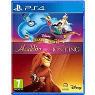 Disney Classic Games: Aladdin und der König der Löwen - Konsolenspiel