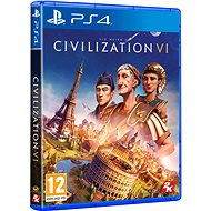 Sid Meiers Civilization VI - PS4 - Konsolenspiel