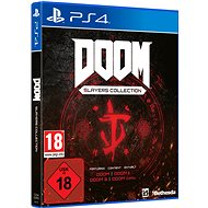 DOOM Slayers-Sammlung - PS3 - Konsolenspiel