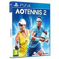 AO Tennis 2 - PS4 - Konsolenspiel