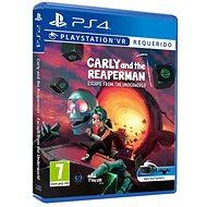 Carly und der Reaper Man - Konsolenspiel
