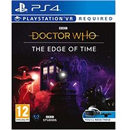 Doctor Who: The Edge of Time - PS4 VR - Konsolenspiel