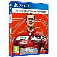 F1 2020 - Michael Schumacher Deluxe Edition - PS4 - Konsolenspiel
