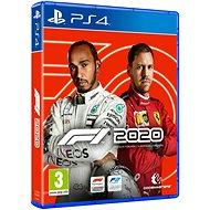 F1 2020 - PS4 - Konsolenspiel