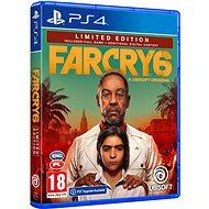 Far Cry 6: Limited Edition - PS4 - Konsolenspiel