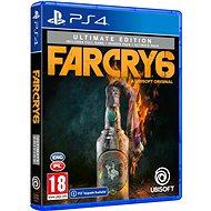 Far Cry 6: Ultimate Edition - PS4 - Konsolenspiel