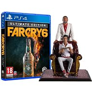 Far Cry 6: Ultimate Edition + Antón and Diego - figurka - PS4 - Konsolenspiel