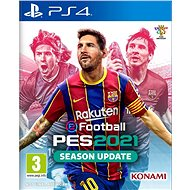 eFootball Pro Evolution Soccer 2021: Season Update - PS4 - Konsolenspiel
