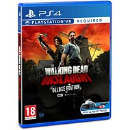 The Walking Dead: Onslaught - Deluxe Edition - PS4 VR - Konsolenspiel