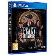 Peaky Blinders: Mastermind - PS4 - Konsolenspiel