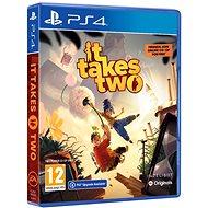 It Takes Two - PS4 - Konsolenspiel