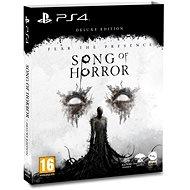 Song of Horror - PS4 - Konsolenspiel