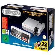 Nintendo Classic Mini - Entertainment System - Spielkonsole